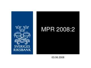 MPR 2008:2