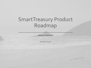 SmartTreasury Product Roadmap