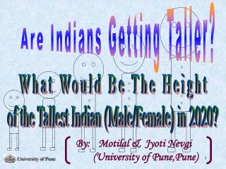 Are Indians Getting Taller
