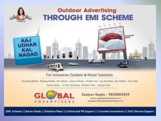 OUTDOOR ADVERTISING - GLOBAL ADVERTISINGppt