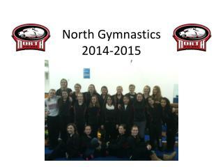 North Gymnastics  2014-2015