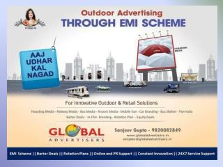 OUTDOOR ADVERTISING - GLOBAL ADVERTISERS