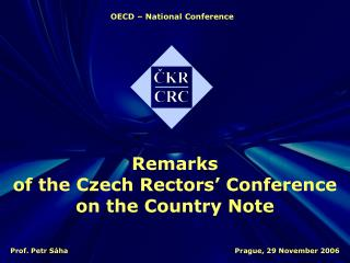 OECD � National Conference