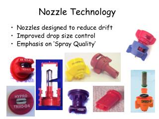 Nozzle Technology