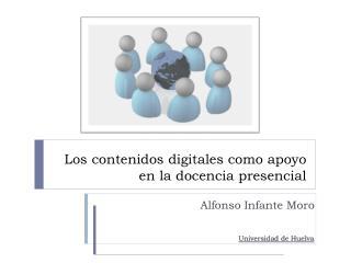 Los contenidos digitales como apoyo en la docencia presencial