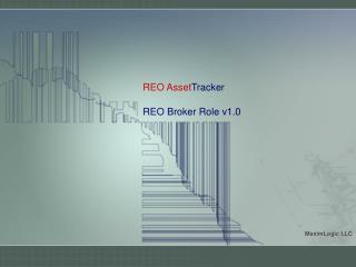 REO AssetTracker