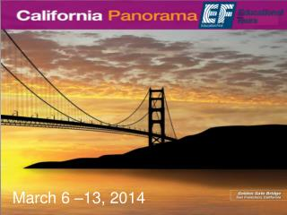 March 6 –13, 2014