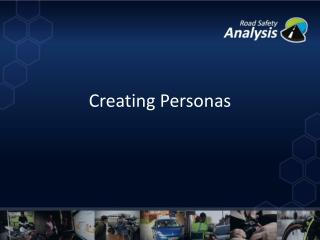 Creating Personas