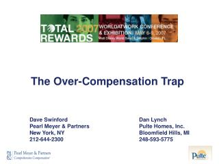 The Over-Compensation Trap