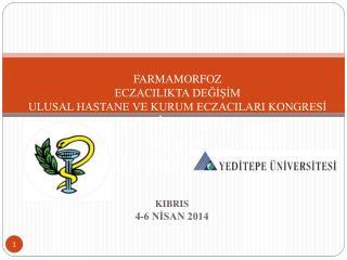 KIBRIS 4-6 NİSAN 2014