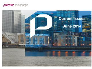 Current Issues June 2014