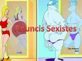Anuncis  Sexistes