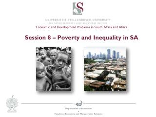 Absolute  vs  Relative poverty Measuring Poverty – FGT + understand complexities Lorenz curves