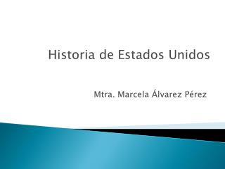 Mtra. Marcela Álvarez Pérez