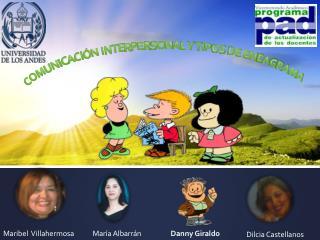 COMUNICACIÓN INTERPERSONAL Y TIPOS DE ENEAGRAMA
