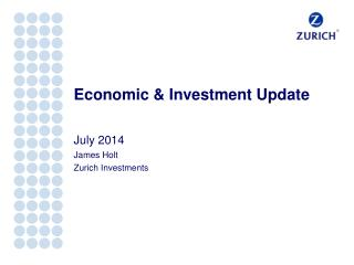 Economic & Investment Update