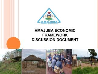 AMAJUBA ECONOMIC FRAMEWORK  DISCUSSION DOCUMENT
