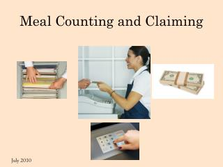 Meal Counting and Claiming