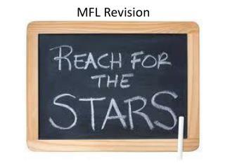 MFL Revision