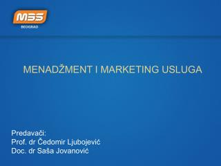 MENAD MENT I MARKETING USLUGA