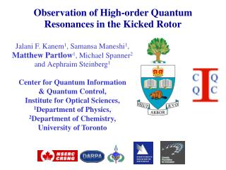 Observation of High-order Quantum Resonances in the Kicked Rotor