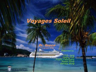 Voyages Soleil