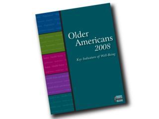 Indicator 1 – Number of Older Americans