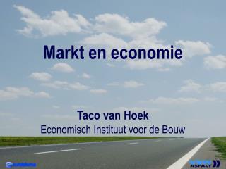 Markt en economie