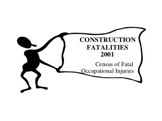 Fatal work injury counts, 1992-2001