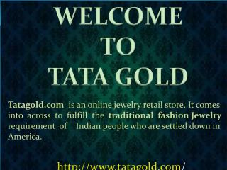 Buy indain gold jewelry with latest design