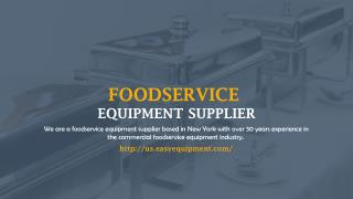 Food Service Equipment Companies