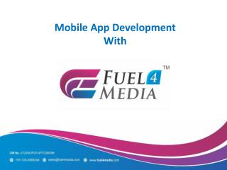 Mobile App Development - Why You Need a Mobile App?