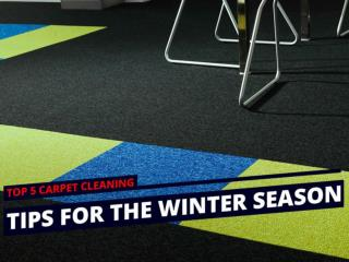 Winter Carpet Cleaning Tips from the Expert Carpet Cleaners