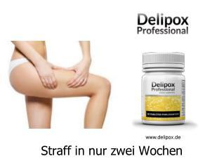 Fettverbrennung mit Delipox