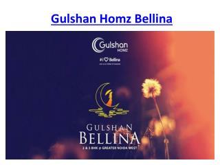 Gulshan Bellina Luxury Flats @9650-127-127