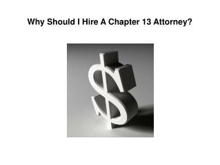 Chapter 7 Attorney