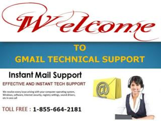 Gmail Tech Support 1-855-664-2181
