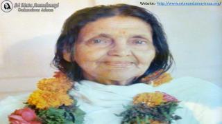 Ma Anandamayi Ashram | Sri Maa Anandamayi Ashram Omkareshwar