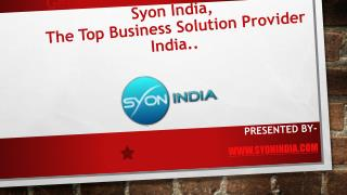 A-Z Business Solutions at Business Solution Provider India