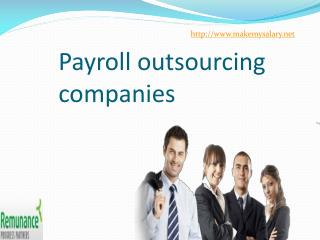 Payroll Outsourcing Companies Mumbai