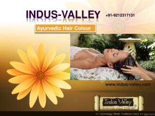 Ayurvedic Hair Colour
