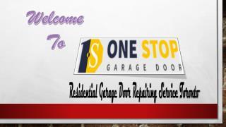 Residential Garage Door Repairing Service Toronto