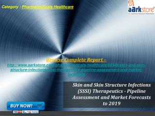 Skin and Skin Structure Infections (SSSI) Therapeutics
