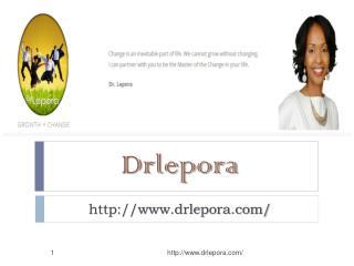 Life Coach English-www.drlepora.com