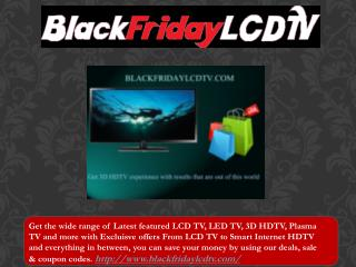 Best HDTV Deals