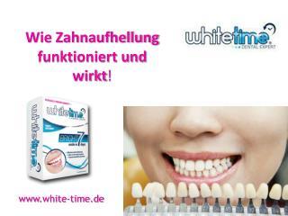 12.WhiteTime - Innovative Pflege für ein schönes Lächeln