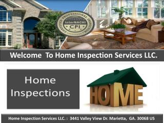 Marietta home inspection services llc.