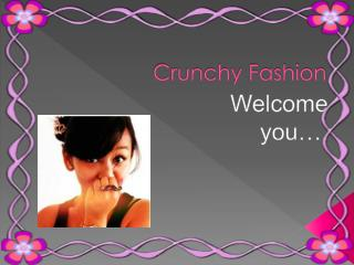 Crunchyfashion