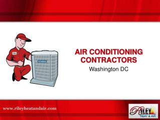 AC Maintenance & Repair Rileyheatandair