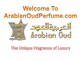 Welcome To Arabian Oud Perfume: The Collection of Luxury Ara